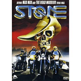 Stone [DVD] USA import