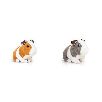 Keel Toys Guinea Pig With Sound Plush Toy