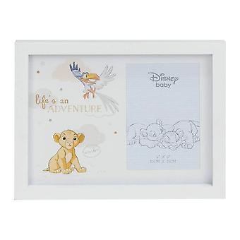 Disney Baby Magical Beginnings Simba Photo Frame