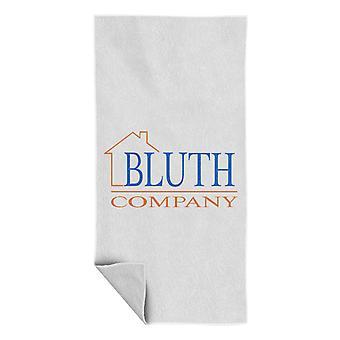 Arrested Development Bluth Company Logo Beach Towel
