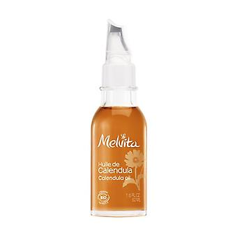 Organic marigold oil face and body 50 ml of oil