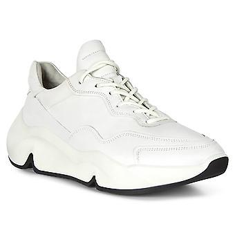 Ecco Dame Chunky Sneaker Kode Gore Tex FluidForm læder trænere