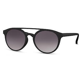 نظارات شمسية للجنسين حول كات. 3 مات الأسود / الأسود