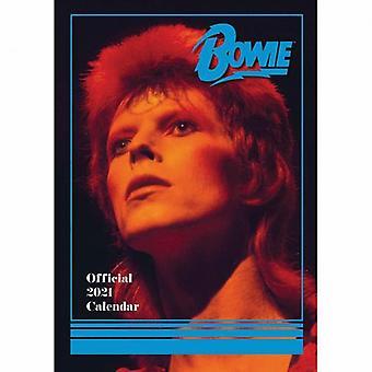 David Bowie Calendar 2021