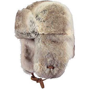 Barts Womens Lucerne Faux Fur Adjustable Bomber Trapper Hat