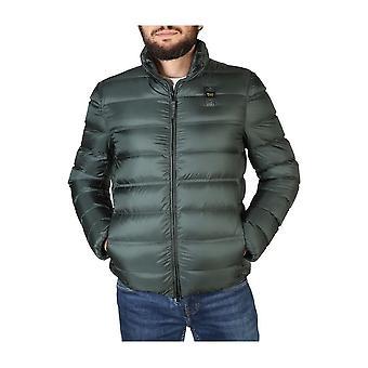 Blue - Clothing - Jackets - 19WBLUC03031-004938_667 - Men - seagreen - XL