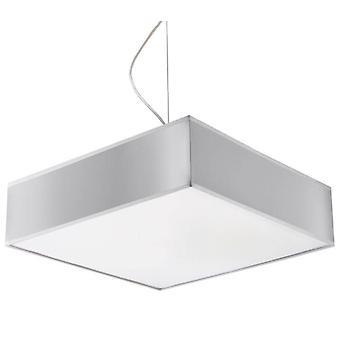 Sollux HORUS - 2 Licht plafond hanger Zilver, E27
