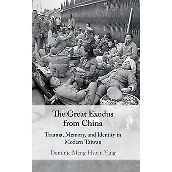 The Great Exodus from China by Yang & Dominic MengHsuan University of Missouri & Columbia