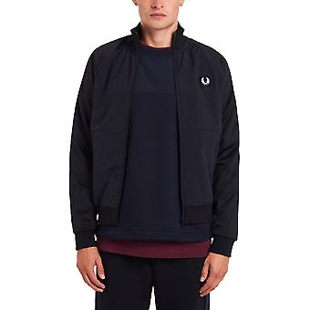 Fred Perry Men's Woven Panel Jacket