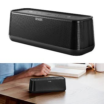 ANKER SoundCore Pro الصوت اللاسلكية مكبر الصوت اللاسلكي بلوتوث 4.2 مكبر الصوت مربع أسود