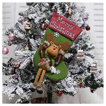 Christmas stocking Christmas stocking - Moose