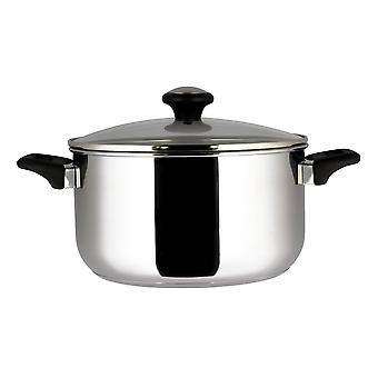 Prestige Stainless Steel 24cm Stockpot
