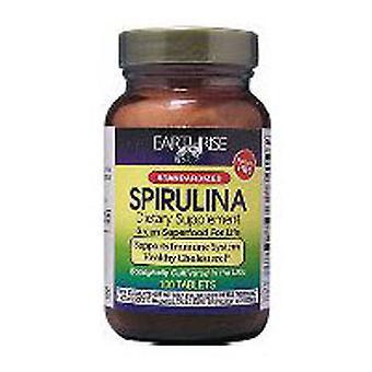 Earthrise Spirulina 500 mg, 180 Tabs