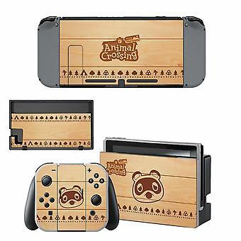 Vinyl-Aufkleber für Nintendo Switch, Ns Konsole und Joy-con Controller
