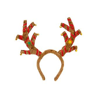 Premier Decorations Flashing Antler Headband PL085187