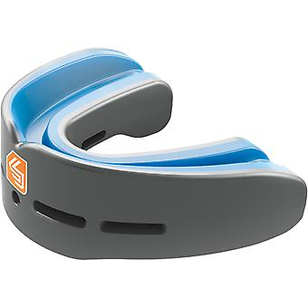 Shock Doctor Nano Double Mouthguard - Adulte - Carbone