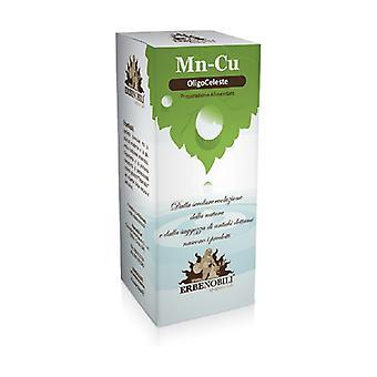 Oligoceleste Mn Cu (Manganese Copper) 50 ml