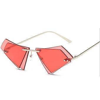 Óculos de sol Mulheres Retrô Vintage Luxury Brand Eyewear