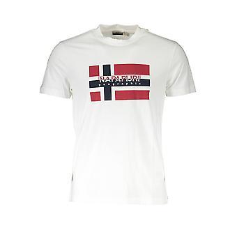 NAPAPIJRI T-shirt Short sleeves Men NP0A4E38 SOVICO
