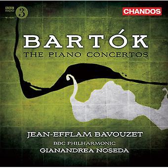B. Bartok - Bart K: The Piano Concertos [CD] USA import