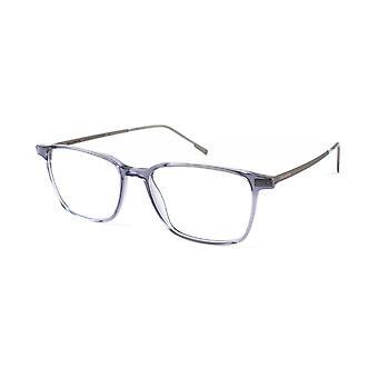 Moleskine MO1106 80 Grey And Matte Silver Optical Glasses