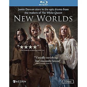 New Worlds [BLU-RAY] USA import