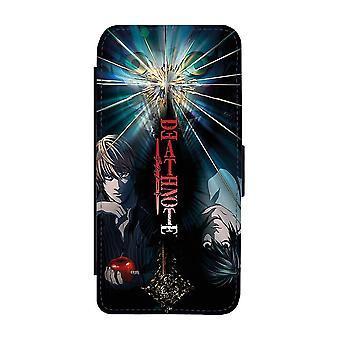 Manga Death Note iPhone 12 / iPhone 12 Pro Custodia portafoglio