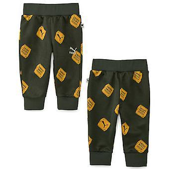 Puma Classic Tiny Cottons Infant Baby Kids Track Pants Joggers 855114 04 A10E