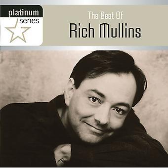Rich Mullins - Platinum Series: Best of [CD] USA import