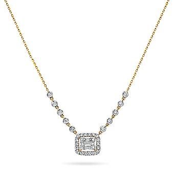 Necklace My Precious Tamina 18k Gold And Diamonds - Yellow Gold
