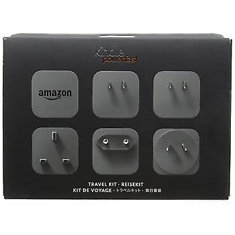 Amazon powerfast kit de recharge voyage international
