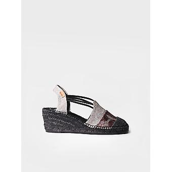 TOURS-PW - Espadrille for woman by Toni Pons made of cotton fabric.
