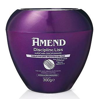 Amend Mask Discipline Liss antifrizz with keratin 300 gr