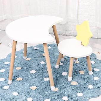 Nordic Nábytok Izba masívne drevo stoly a stoličky pre deti v materskej škole