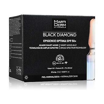 Black Diamond Epigence Optima Spf 50+ 30 ampoules