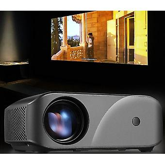 Home Beamer Hd Mini Led Projector Support Sd Hdmi-compatible Usb