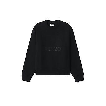 Black Sweatshirt Kenzo man