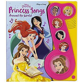 Disney Princess Little Music Note