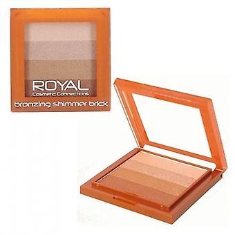 Royal Cosmetic Connections Royal Bronzing Shimmer Brick