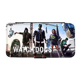 Watch Dogs Samsung Galaxy S21 Plus Wallet Case