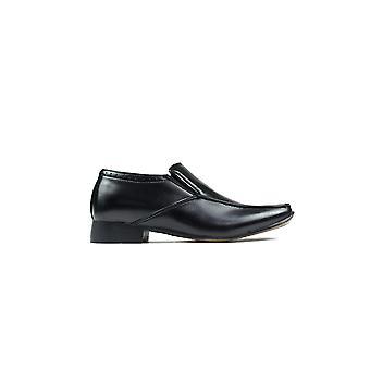 Slip On Tital Shoe Black