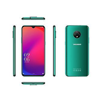 スマートフォンのドゥーギーX95 PROグリーン4GB + 32GB