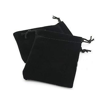 Noppapussi korut pakkaus sametti laukku