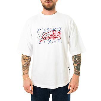 Herren Tommy Jeans Lh Übergroße Logo T-shirt te mw0mw15294.ybr