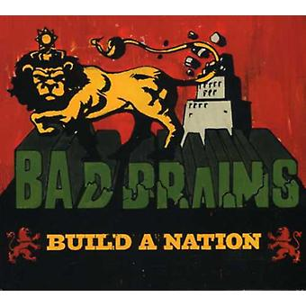 Bad Brains - Build a Nation [CD] USA import