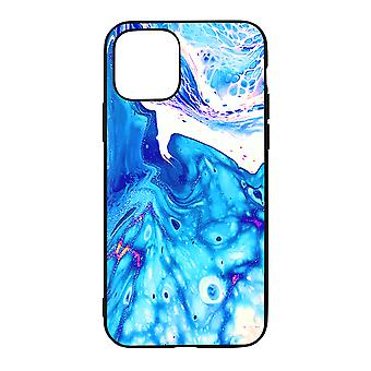 Iphone Marble Graffiti High Impact Hoesje