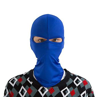 Full Face Cover Hat, Balaclava Army Tactical Cs Winter Ski Cycling Scarf, Warm