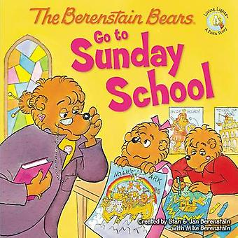 The Berenstain Bears Go to Sunday School by Stan BerenstainJan BerenstainMike Berenstain