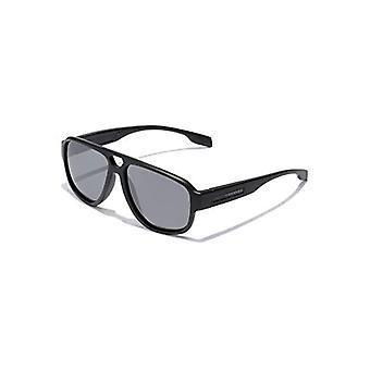 Hawkers STEEZY Glasses, Black, Unique Unisex-Adult