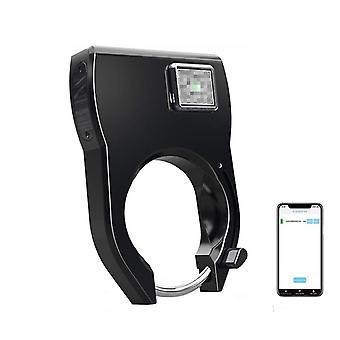 Nøglefri Bluetooth App Intelligent Bike Lock, Qr KodeAdgang